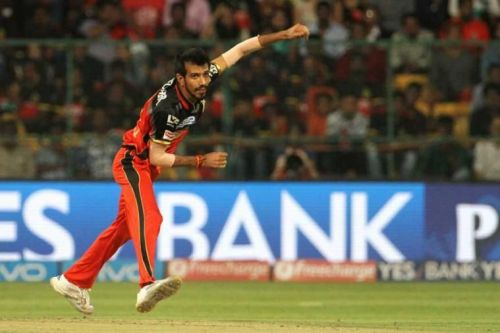 Chahal for RCB