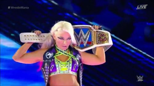 Naomi managed to solve Alexa Bliss' riddle back at WrestleMania 33