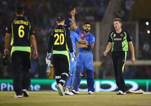 India's tour of Australia will begin with a 3-match T20I series