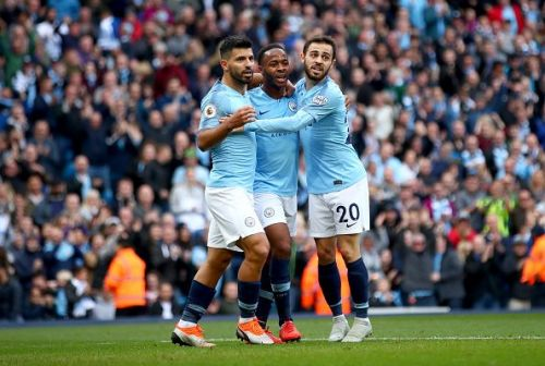 City's attacking talent - including Raheem Sterling and Sergio Aguero - is near impossible to stop