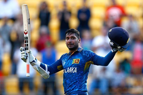 Sangakkara has retired from all forms of cricket