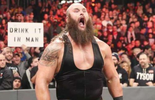 Strowman used Ziggler and McIntyre to send a message to Baron Corbin