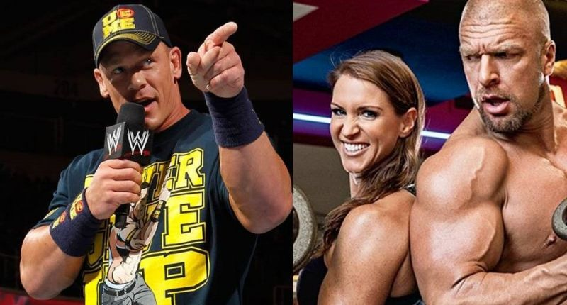 We examine the puzzling scenario where John Cena works house shows but isn
