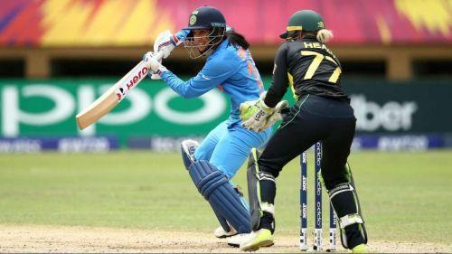 Smriti Mandhana scored a sparkling 83