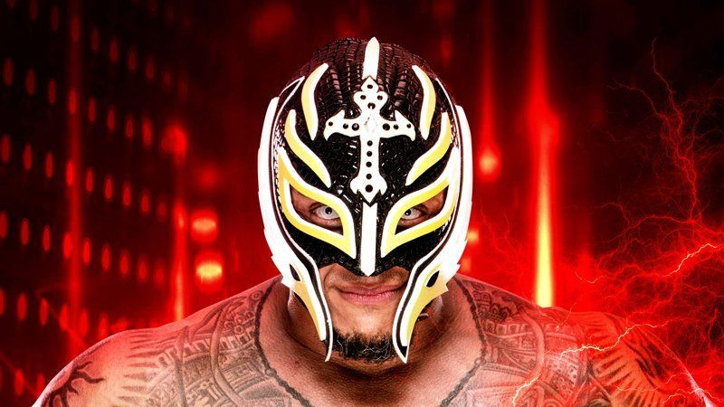 Mysterio will be the third superstar to be eliminated from the match