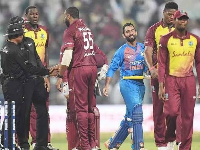 Windies look hapless against Indian top order