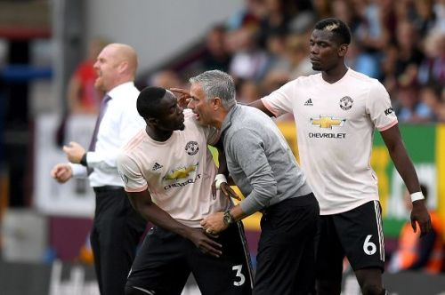 Bailly has paid the price for not being in agreement with Mourinho