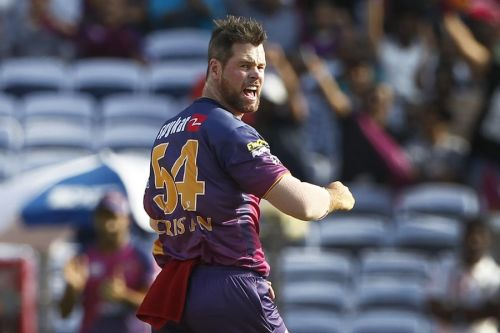 Dan Christian may not feature in IPL 2019