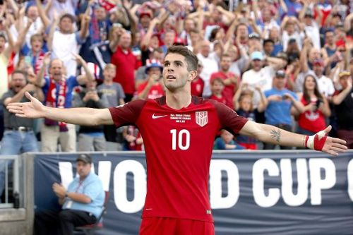 Pulisic is reported to be close to signing for Chelsea