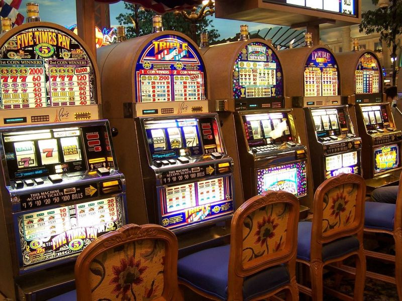 Image result for WORLD OF SLOT MACHINES