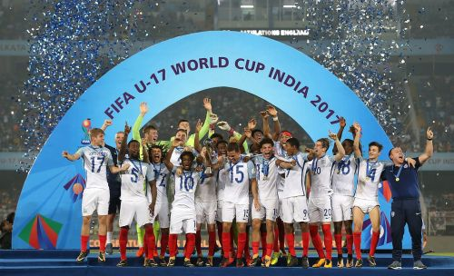 Three Cheers to India 2017!