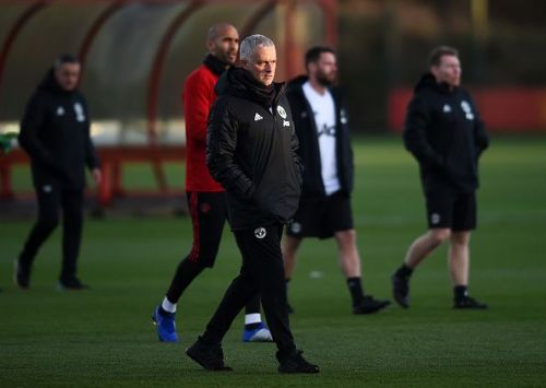 Jose Mourinho's United look stronger on paper