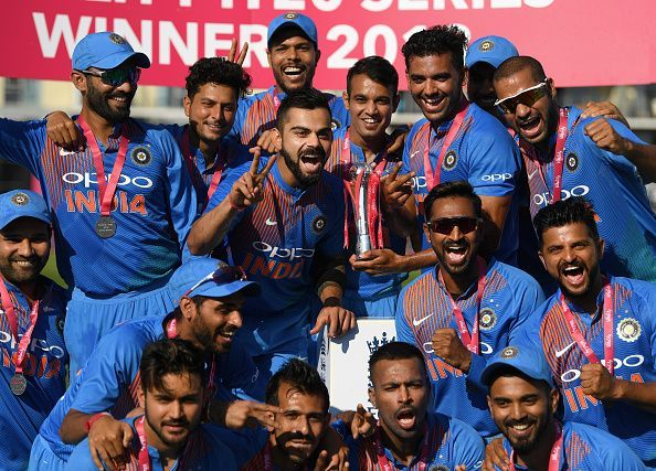 Top 5 Best Ranked Teams In World Cricket Across All Formats