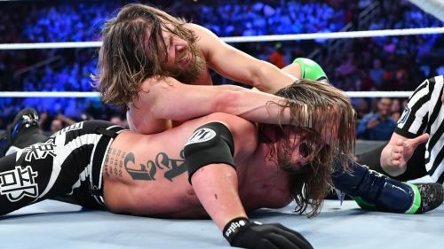 Daniel Bryan could put on a technical masterpiece against Brock Lesnar