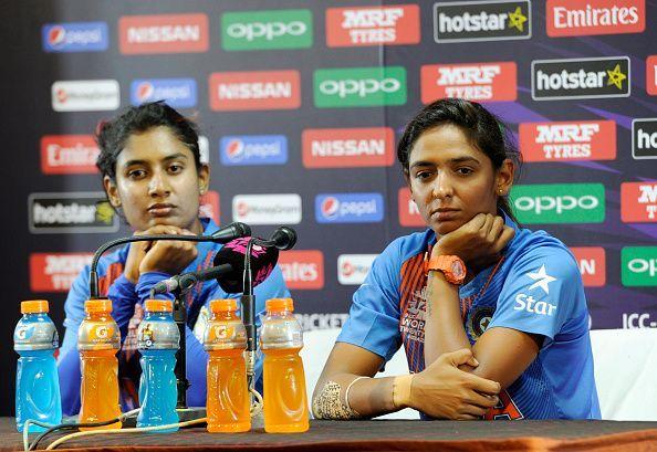 Mithali Raj also spoke about her relationship with skipper Harmanpreet Kaur