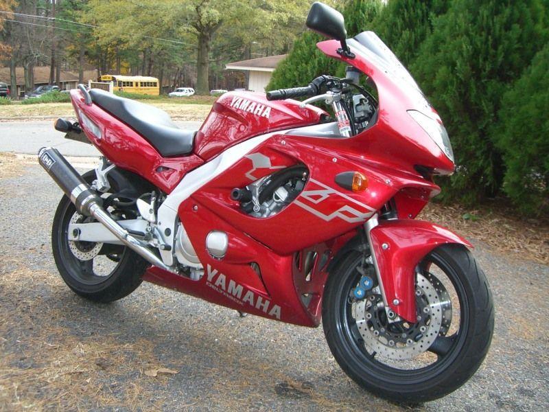Yamaha Thundercat or YZF600R (Image Courtesy: Wiki)