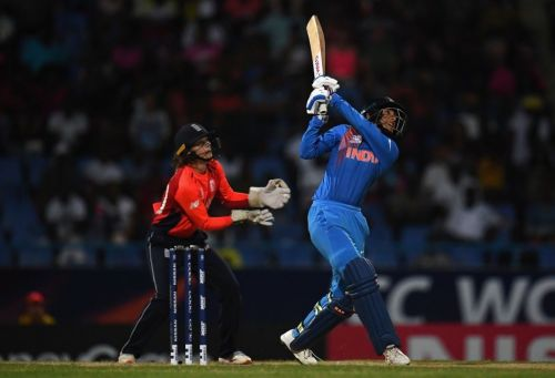 Smriti Mandhana scored a quick-fire cameo and provided a strong start