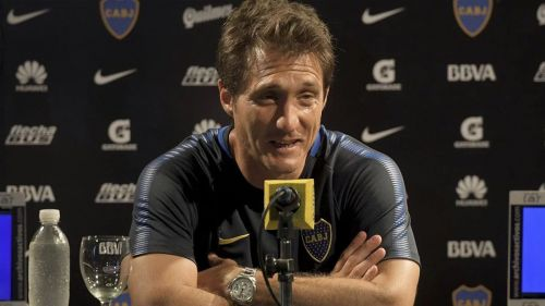 Schelotto's Boca Juniors are expected to play on the front foot