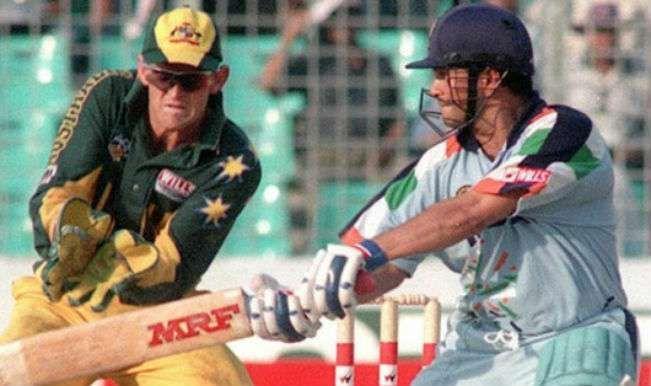 143(131 பந்துகள்) vs. ஆஸ்திரேலியா, ஷார்ஜா, 1998