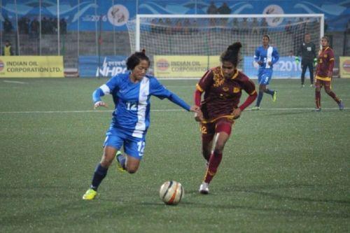 Dangmei Grace, Indian women's national team forward