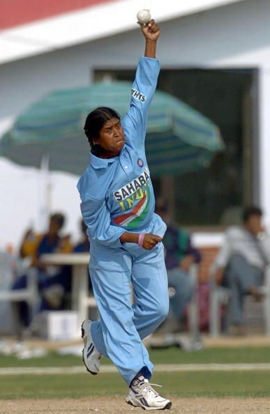 Nitu David: India's one of the finest left-arm orthodox spinner.