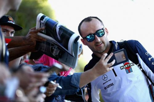 Kubica has a penchant for consistency