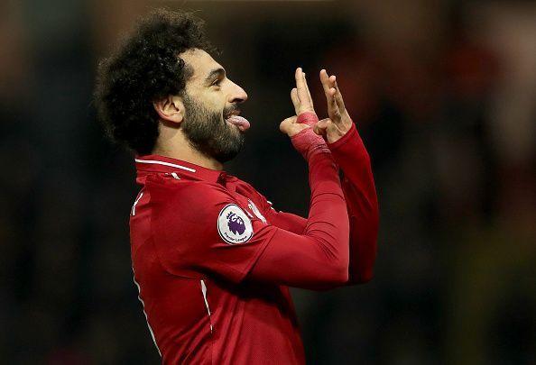 Salah aura à cœur de continuer sur sa lancée et celle de Liverpool.