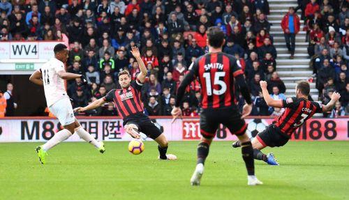 Manchester United beat Bournemouth 2-1 on Saturday
