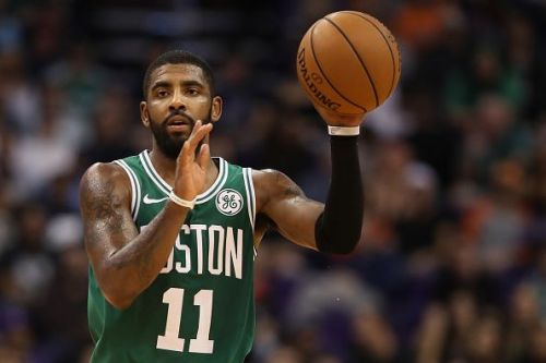 There are no guarantees that Irving will stay