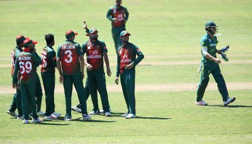2nd Momentum ODI: South Africa v Bangladesh