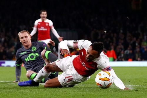 Aubameyang scuppered many chances