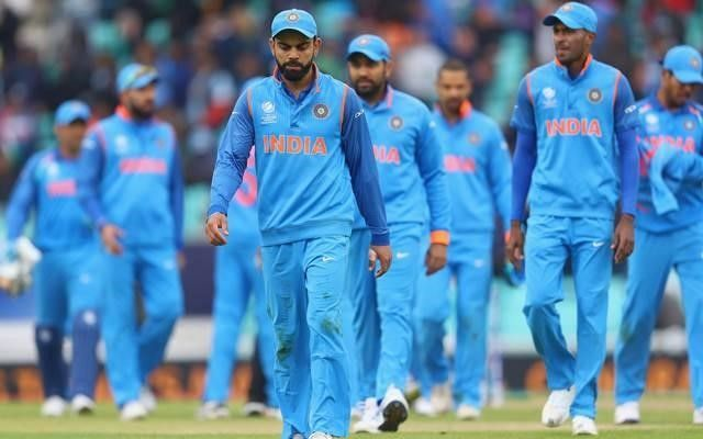 Indian squad has completely young players comprised of well talented strong batting and bowling line up