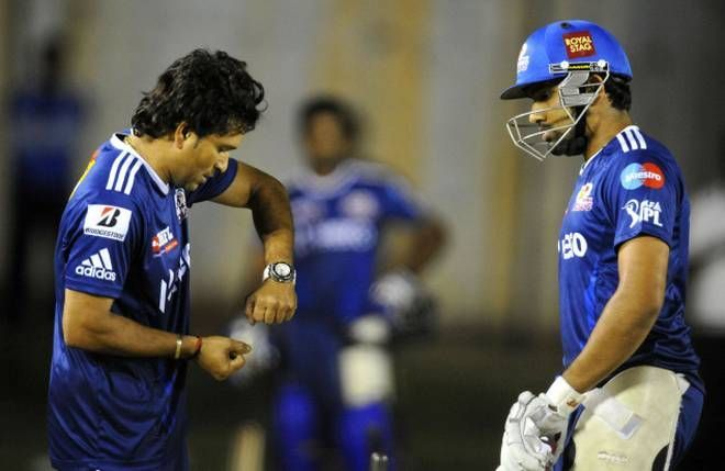 Master and his disciple: The first and only partnership between two ODI batting monsters