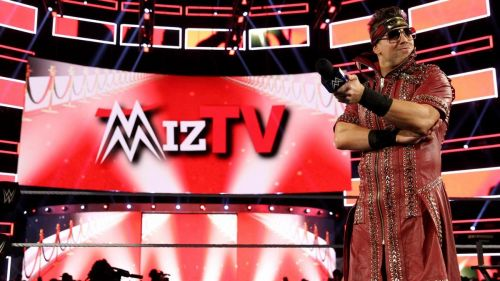 The Miz is one of the best heels in WWE right now