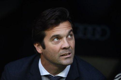 Santiago Solari - Real Madrid's interim manager