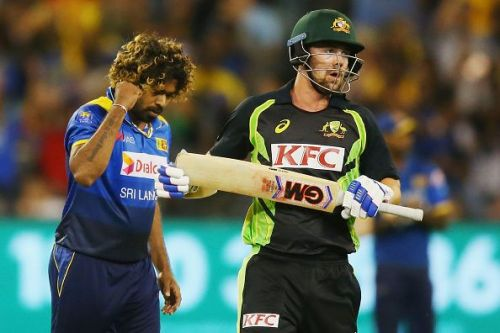 Travis Head made his T20I debut in the first match of the series