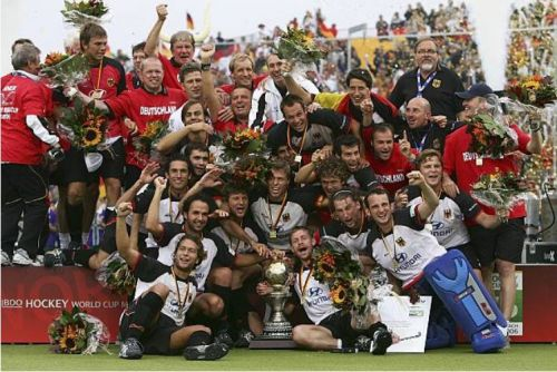 Germany - 2nd time World champions on home soil