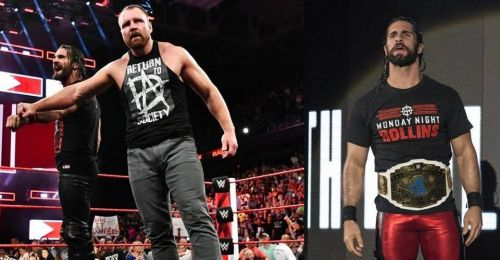 Seth Rollins and Dean Ambrose don't need a title, because this feud is mainly focused on their personal issues