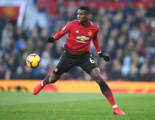 Inter Milan wish to sign Paul Pogba