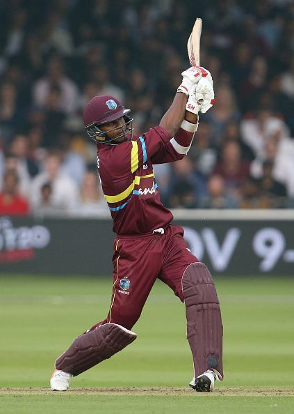 Samuels failed to create an impact in the series against India