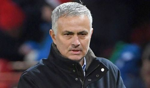 Mourinho will come up against his old rival Guardiola this weekend