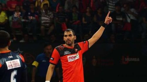 Anup Kumar has been regarded as the best captain in PKL history