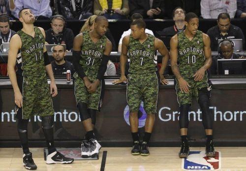 4 worst jerseys in Toronto Raptors history