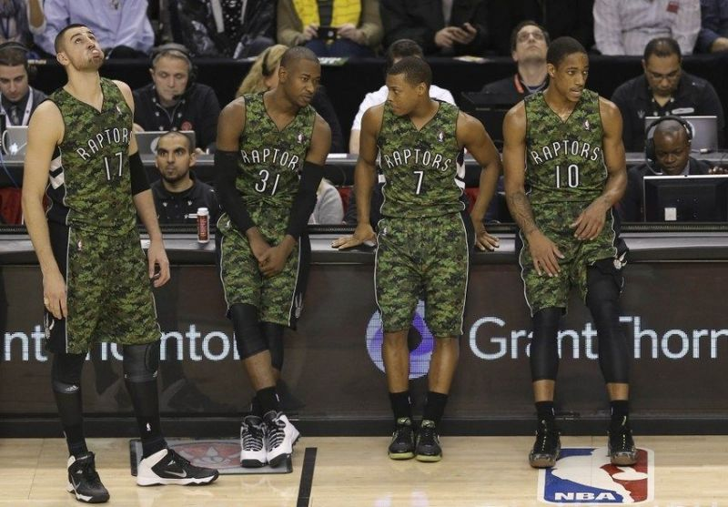 b928c0a8594 The Raptors have not always had the best jerseys in the NBA