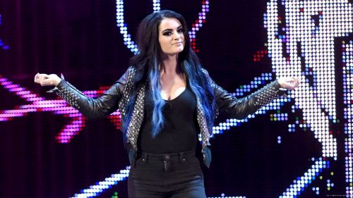 Paige has opened up about a potential comeback