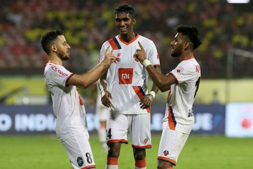 FC Goa's tryst of finding the back of the net in every game continues [Image: ISL]