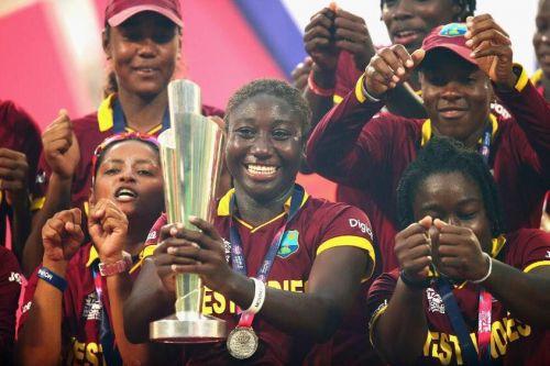 West Indies, 2016 WWT20 Champions