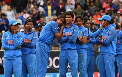 Time to get over the heartbreak of the Loss in the Final of ICC Women's World Cup 2017
