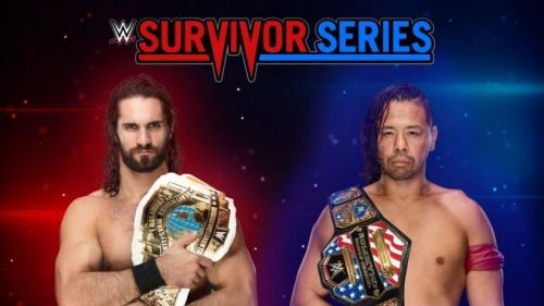 The winner of this champion vs champion match would be, Seth Rollins without a doubt