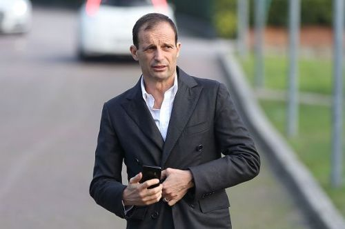 Allegri, multiple 'Panchina D'Oro' prize winner